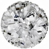 """Getz Cheerleaders Flash Plastic Metallic 1"""" Poms"""
