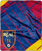 Northwest MLS Real Salt Lake Raschel Throws