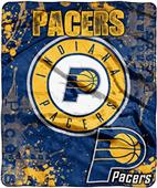 Northwest NBA Pacers Raschel Dropdown Throw