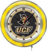 "University of Central Florida Neon 19"" Clock"