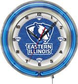 "Holland Eastern Illinois University Neon 19"" Clock"