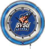"Holland Grand Valley State Univ Neon 19"" Clock"