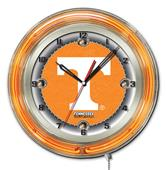 "Holland University of Tennessee Neon 19"" Clock"