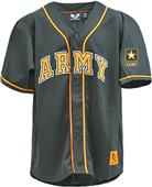 Rapid Dominance Army Military Baseball Jersey