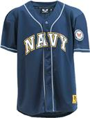 Rapid Dominance Navy Military Baseball Jersey