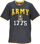 Rapid Dominance Pitch Double Layer Army Tee