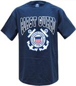 Rapid Dominance Coast Guard Classic Military Tee