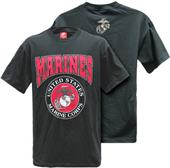 Rapid Dominance Marines Classic Military Tee