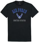 Rapid Dominance Air Force 30 Single Military Tee