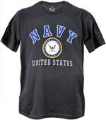 Rapid Dominance US Navy 30 Single Military Tee