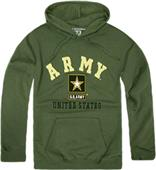 Rapid Dominance Army Pullover Hoodies