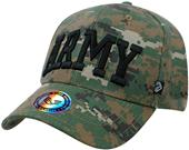 Rapid Dominance Digital Military/Law Cap Army