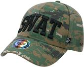 Rapid Dominance Digital Military/Law Cap SWAT