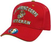Rapid Dominance Veteran Military Marines Cap