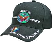 Rapid Dominance Op Enduring Freedom Military Cap