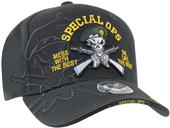 Rapid Dominance Shadow Special OPS Military Cap