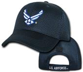 Rapid Dominance Air Mesh Air Force Military Cap