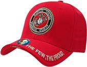 The Legend Marines Logo Military Cap