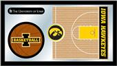 Holland University of Iowa Basketball Mirror