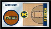 Holland University of Michigan Basketball Mirror