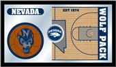 Holland University of Nevada Basketball Mirror