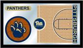 Holland University of Pittsburgh Basketball Mirror