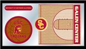 Holland Univ Southern California Basketball Mirror