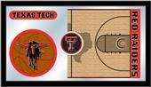 Holland Texas Tech University Basketball Mirror