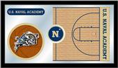 Holland US Naval Academy Basketball Mirror