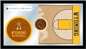 Holland University of Wyoming Basketball Mirror