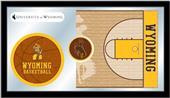 Holland University of Wyoming Basketball Mirror