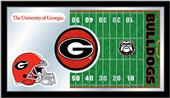 Holland University of Georgia Football Mirror