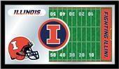 Holland University of Illinois Football Mirror