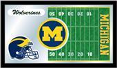 Holland University of Michigan Football Mirror