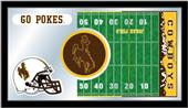 Holland University of Wyoming Football Mirror