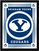 Holland Brigham Young University Logo Mirror