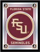 Holland Florida State Univ Script Logo Mirror