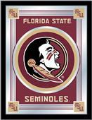 Holland Florida State University Head Logo Mirror