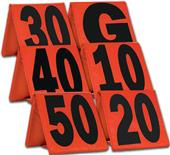 Champro Sports Weighted Football Yard Markers