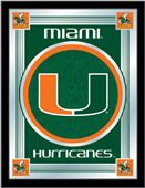Holland University of Miami (FL) Logo Mirror