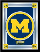 Holland University of Michigan Logo Mirror