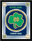 Holland Notre Dame (Shamrock) Logo Mirror