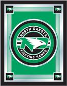 Holland University of North Dakota Logo Mirror