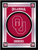 Holland Oklahoma University Logo Mirror