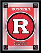 Holland Rutgers University Logo Mirror