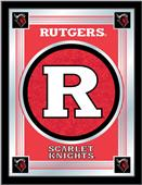 Holland Rutgers University Logo Mirror