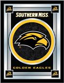 Holland Univ of Southern Mississippi Logo Mirror