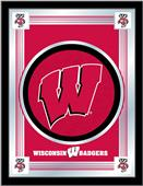 "Holland University of Wisconsin ""W"" Logo Mirror"