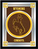 Holland University of Wyoming Logo Mirror