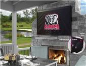 Holland Univ of Alabama Elephant Logo TV Cover